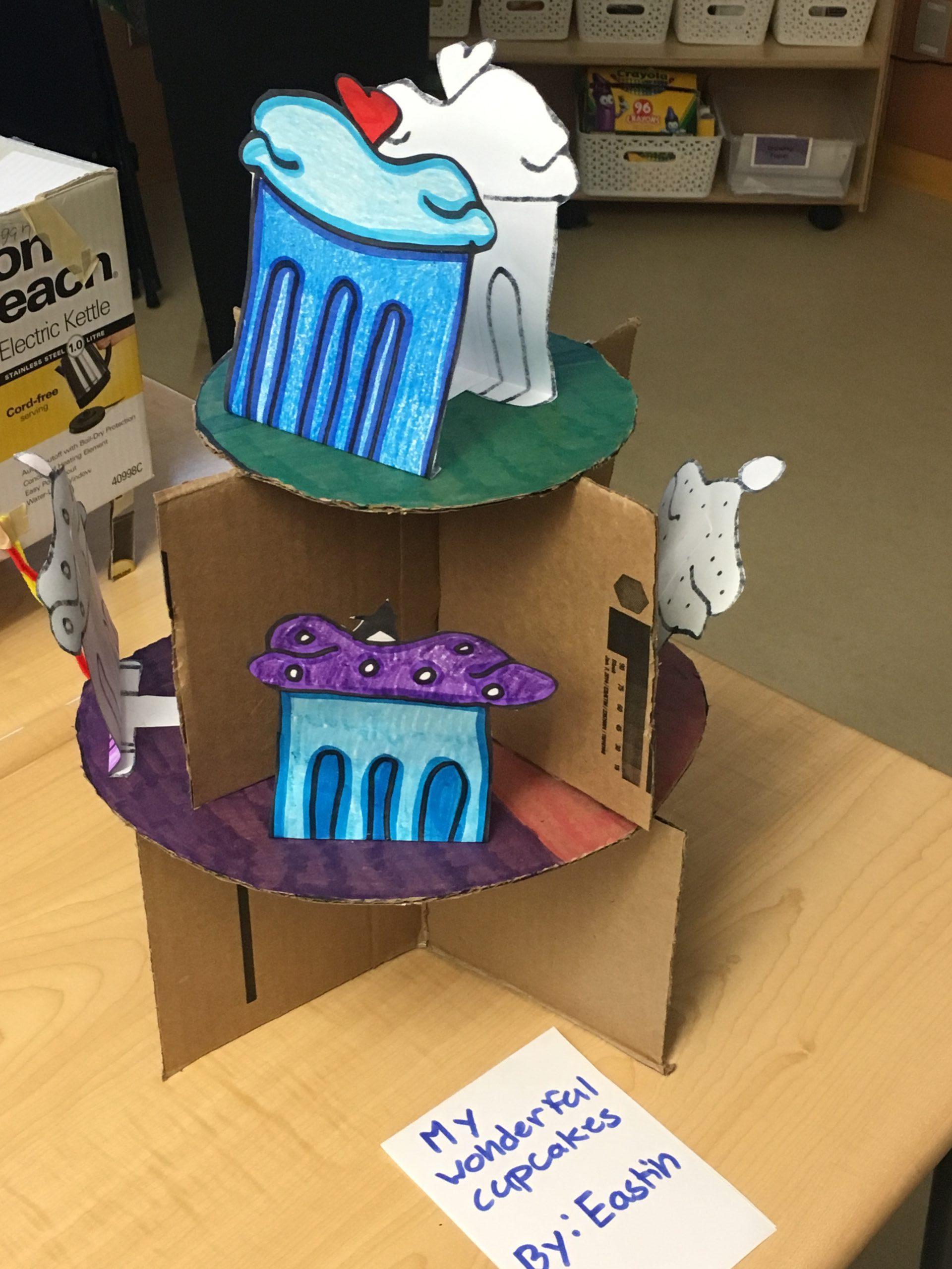 MMT cupcakes
