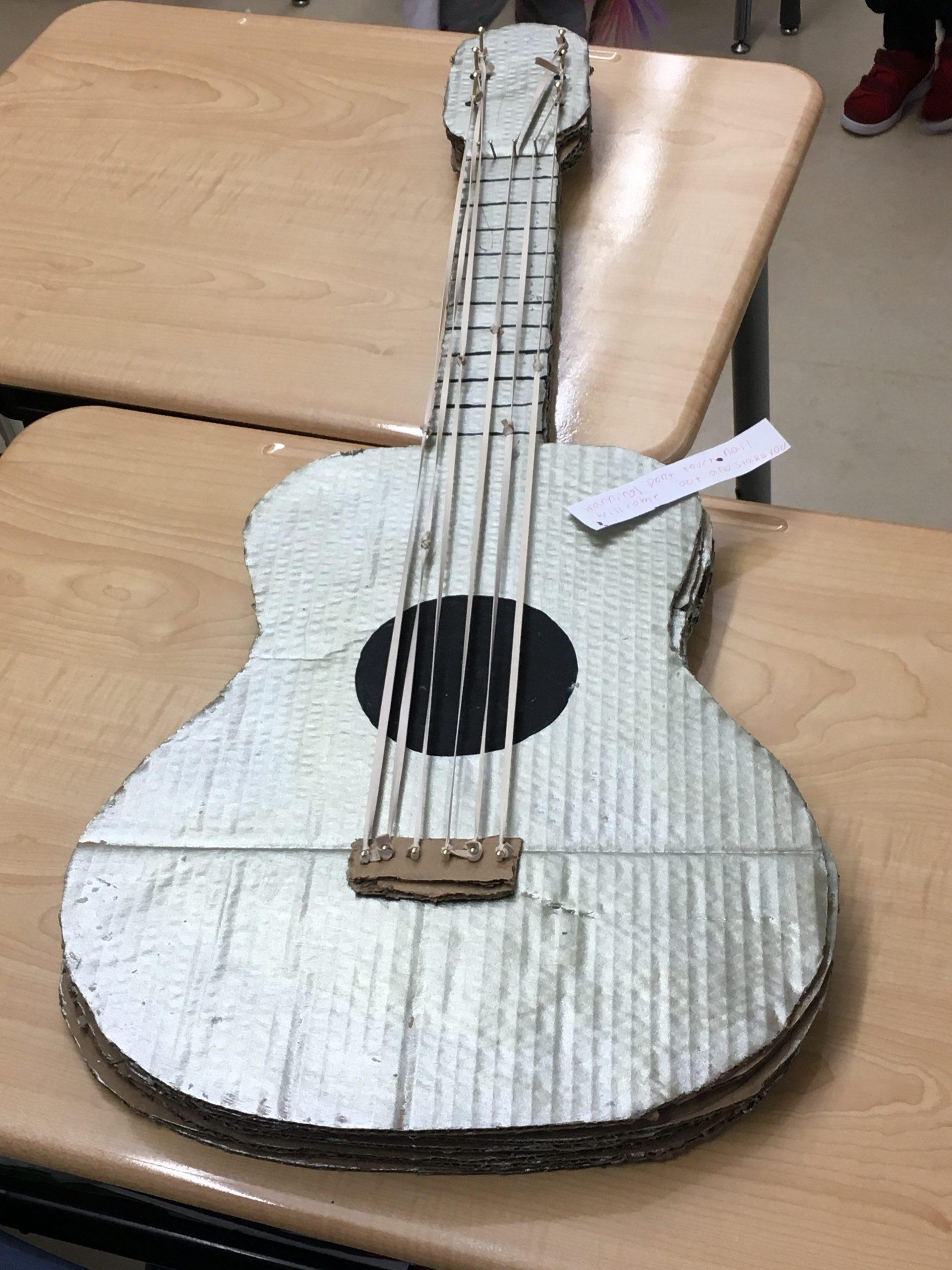 MMT guitar