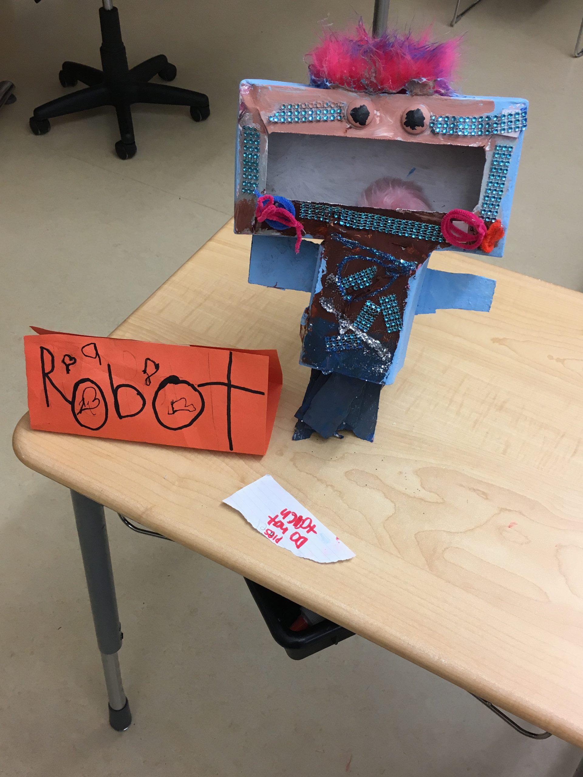 MMT robot